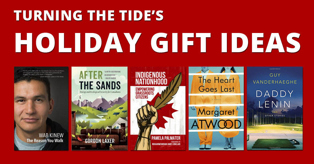 Holiday Gift Ideas  Newsletter  Turning The Tide